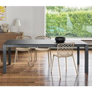 Connubia CB/4010-R 160 8B Baron Table Calligaris CS-4010-ML-160-8B 1