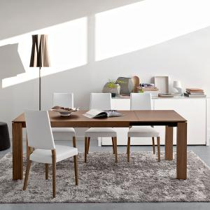 Connubia CB/4069-LL 180 Sigma Wood Table Calligaris CS-4069-LL-180 0