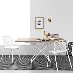 Connubia CB/5041-W Magic-J Table Calligaris CS-5041-W 0