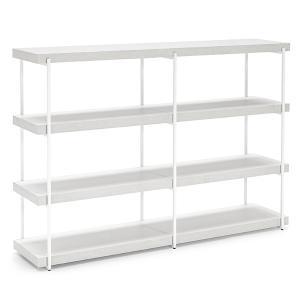 Connubia CB/6102-2 Libra Bookcase Living Room Furnishing CB-6102-2 1