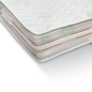 Energy 80 polyurethane foam and memory foam Mattress Imba IM-3836 0
