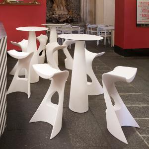 Hoplà Table diameter 69 high version Complementi SI-HOR111 1