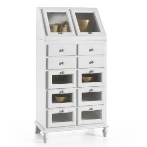 Klimt Storage Cupboard shabby chic style for home restaurants community hotels Imba IM-6058/A 1