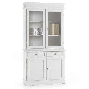 Manet wooden 2-door sideboard in shabby chic style for home, restaurants, community, hotels Imba IM-6035/A 1