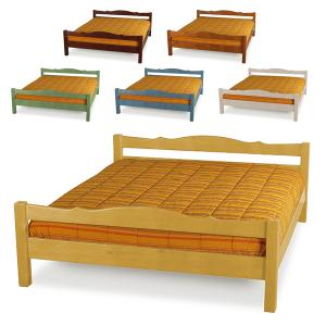 Mercurio double wooden Bed for home hotels bandb comunity Bedroom Furniture MI-3LTMER169M2 1