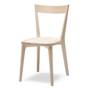 Odeon Chair solid wood seat Palma 102 0
