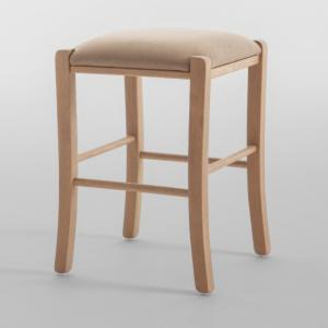 Paesana h 47 Stool Temporary Outlet Wooden Stools 485Z-OUTLET 1