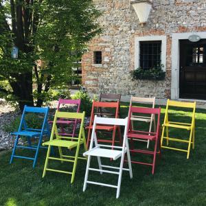 Roby wood Folding Chair for kitchen restaurants pizzerias community bar Sedie e tavoli 451 1