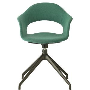 Scab Design Lady B Pop swivel trestle Armchair Metal Chairs SD-2599 0