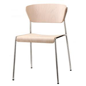 Scab Design Lisa Wood Chair Sedie SD-2852 0