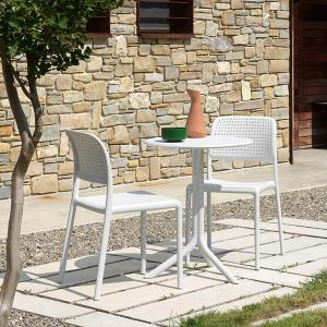 Set Step Table + 2 Bora Bistrot Chairs OFFERTE NA-40056-40243 0
