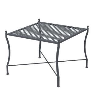 Springtime Vermobil Stackable metal coffee table for garden Tavoli VM-SP3134 1
