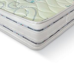 Trio Natural 120 polyurethane foam and memory foam Mattress Imba IM-3831 0