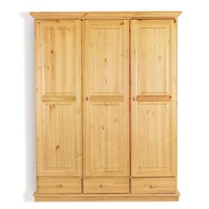 3 Doors Plutone Wardrobe Outlet 3ARPLU3ADB2outlet 0