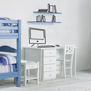 Drawers Ares Desk All products 4SCARE60862 0