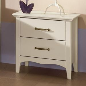 Butterfly 2 drawers Bedside Table Bedroom Furnishing Accessories CA-R0102 0