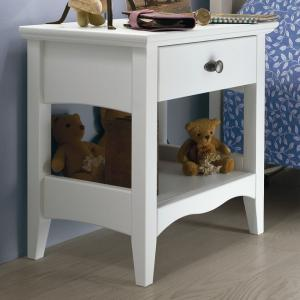 Butterfly Bedside Table with drawer Bedroom Furnishing Accessories CA-R0100 0
