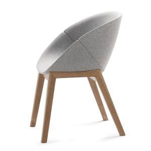 Domitalia Coquille-L Armchair Sedie DO-COQUILLE-L 0