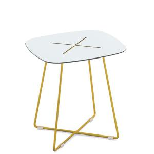 Domitalia Cross-qb Coffee Table Tavoli DO-CROSS-QB 0