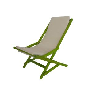 Dondolina wooden Deckchairs  Outdoor Furniture DF-956NC 0