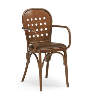 Fori Armchair  viennese style tonet bistrot for home restaurants pizzerias community bar Chairs, Armchairs, Stools and Benches SE-FORI-P 0