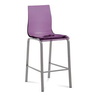 Domitalia Gel-R-Sgb Stool Metal Stools DO-GEl-R-SGB 0