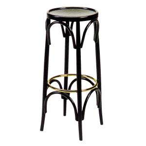 Ginevra Chrome Stool viennese style tonet bistrot for home restaurants pizzerias community bar Chairs, Armchairs, Stools and Benches SE-H80-CM 0