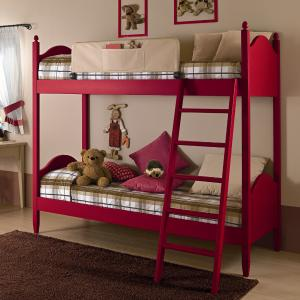 Sole Romantic bunk Bed Beds CA-R0096 0