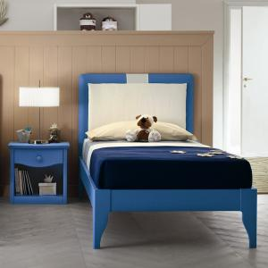 Stella single Bed with pillow Beds CA-V0032 0