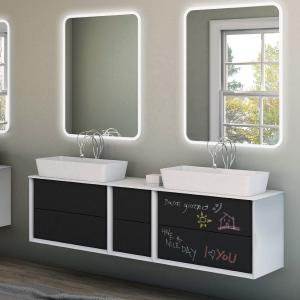 Anemone 2 Bathroom Cabinet Bathroom Cabinets BH-BELLAGIO-2 0