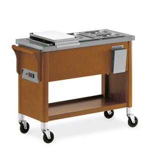Bagnomaria Heating Trolley 6600S  Complementi MC-6600S 0