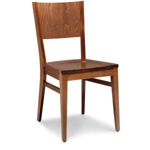 Soko Modern Wooden Chair for kitchen bars restaurants Sedie e tavoli 472D 0