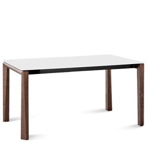 Domitalia Universe-160 W kitchen dining room modern Table Wooden Tables DO-UNIVERSE-160-W 1