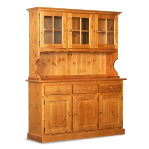 3 Doors Virgilio wood Sideboard rustic shabby chic Outlet 1CRVIR3AD02outlet 0