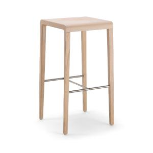 Wave H 80 Stool Chairs, Armchairs, Stools and Benches SE-WAVE-SSH80 0