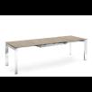 Calligaris CS/4077 Runway Table Outlet Metal Tables CS-4077 2