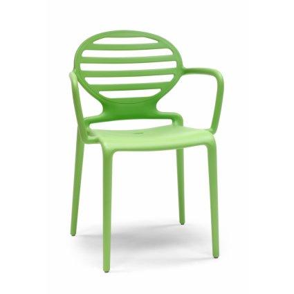 Design Fauteuil Cokka Mobilclick Scab Avec Accoudoirs hrdQts
