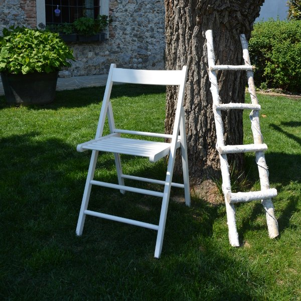 chaise bar restaurant pliante en bois mobilclick. Black Bedroom Furniture Sets. Home Design Ideas
