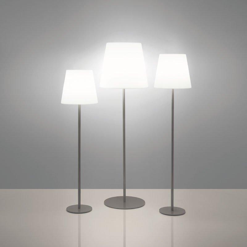 lampe de sol ali baba steel h 185 mobilclick. Black Bedroom Furniture Sets. Home Design Ideas