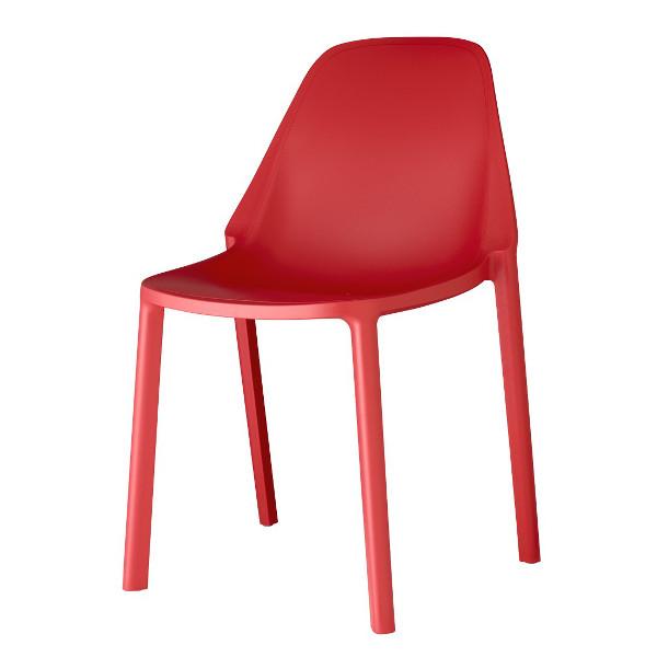 chaise pi scab design en plastique polypropyl ne mobilclick. Black Bedroom Furniture Sets. Home Design Ideas