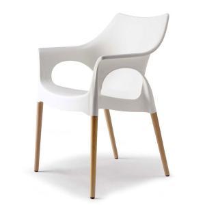 Fauteuil Natural Ola Scab Design Chaises, Fauteuils, Tabourets et Bancs SD-2115 0