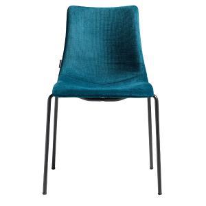 Chaise Zebra Pop 4 jambes Scab Design Sedie SD-2640 0