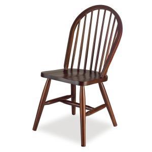 Sedia Windsor in legno rustico country cucina ristorante comunità bar