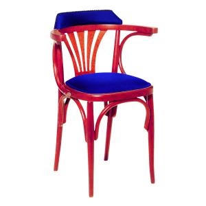 Baviera wood Armchair viennese style tonet bistrot for home restaurants pizzerias community bar Chairs, Armchairs, Stools and Benches SE-610-B 0