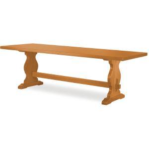 Paride Fratino 300 wooden rectangular Table rustic country kitchen restaurant pizzerias community bar Tables AV-T/304 0