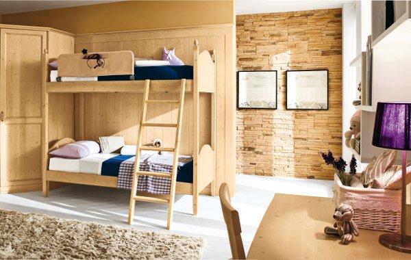 Letto A Castello Bluebell.Stunning Letto A Castello Legno Gallery Home Design Joygree Info