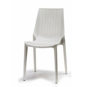 Stuhl Lucrezia Scab Design aus Plastik/Polypropylen Arredo Giardino SD-2323 0