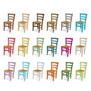 Stuhl Venezia aus Holz für Ihr Zuhause, Ristorante, Pizzeria, Bar Palma 42A 0