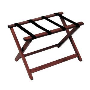 Gepäckablage Jumbo aus Holz für Ihr Zuhause, Hotels, BandB und Hostels Moderno Notte PLV620 0