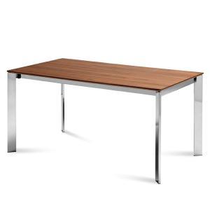 Tavolo cucina sala da pranzo moderno  Universe-160 Domitalia Metalltische DO-UNIVERSE-160 0